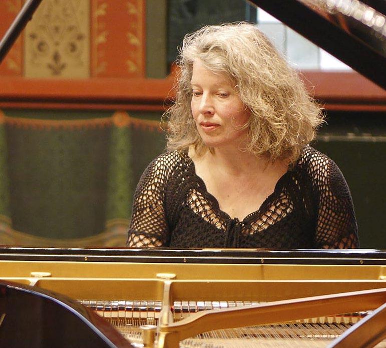 Trio Sonora Dorit Kohne Piano