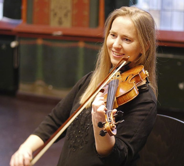 Trio Sonora Johanne Eisenberg Violine