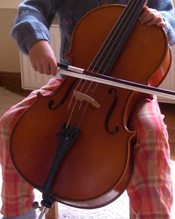 Cello-Unterricht in Oldenburg für Anfänger
